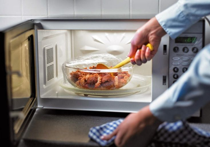 Готовка в микроволновке. 4 экспресс-блюда за считанные минуты