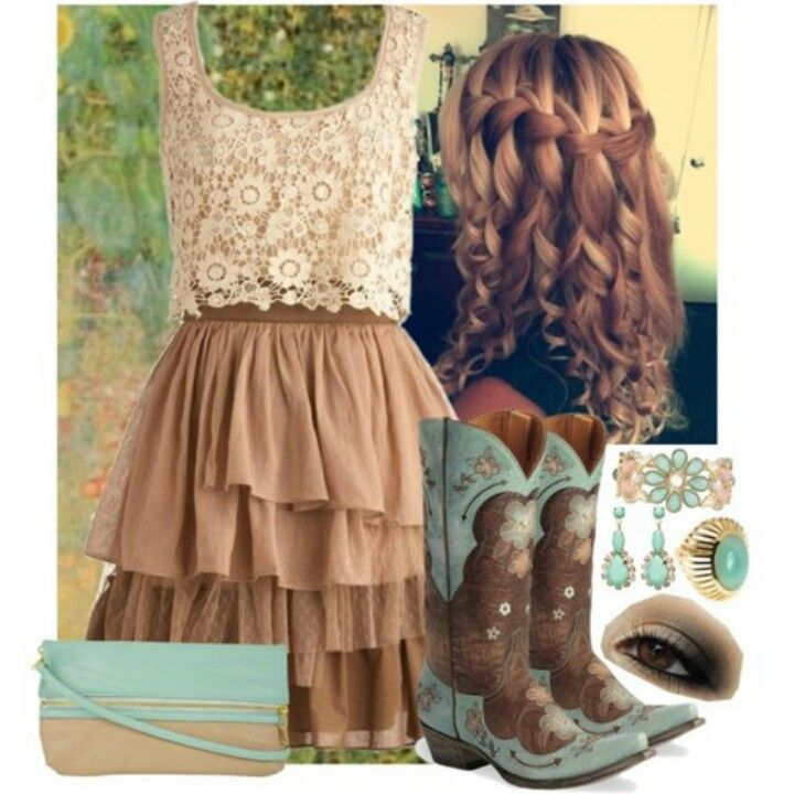 Summer Country Outfit