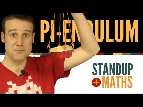 Calculating pi with a pendulum - YouTube