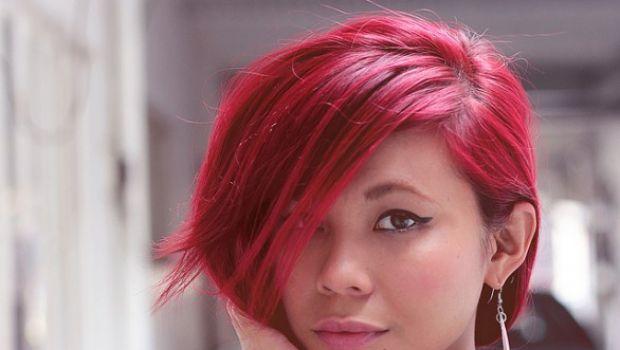 Scegliere i capelli rossi per cambiare look