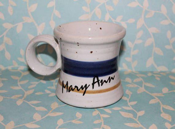 Ceramic Pottery Mug Clay in Mind Mary Ann Design