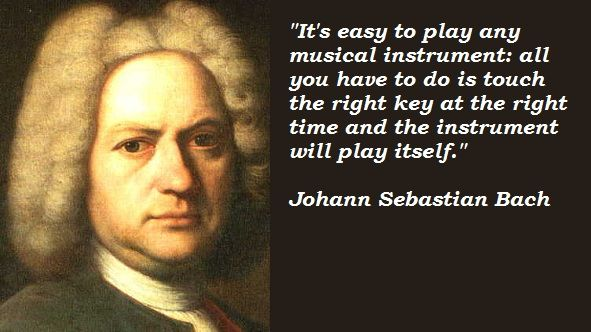 the life and music of johann sebastian bach Johann sebastian bach: the learned musician: christoph wolff:  johann  sebastian bach: his life, art, and work, tr from the german of johann nikolaus   if johann sebastian bach were alive today, what kind of music would he  compose.