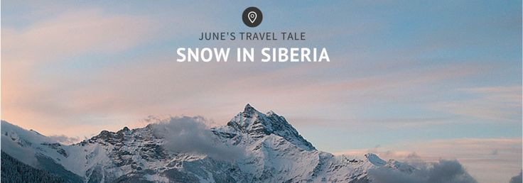 Snow in Siberia, this lovely read will give you some insight into the travels of Siberia and Russia. A must read for anyone considering this venture!