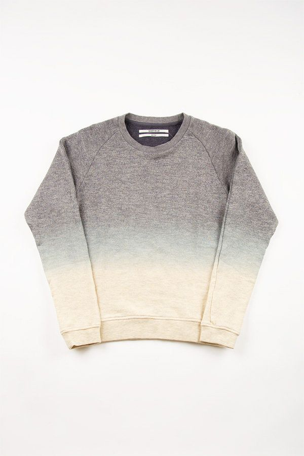 Dip-Dye Sweatshirt by Robert Geller