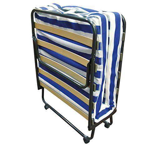 Brandina Plegable con Colchón Ortopédico Waterfoam 10 cm, Somier, Dali', 80 x 190 cm ✿ ▬► Ver oferta: https://cadaviernes.com/ofertas-de-camas-muebles-plegables/