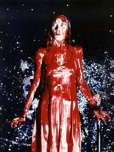 Carrie, Sissy Spacek, 1976 | Sissy spacek and Poster