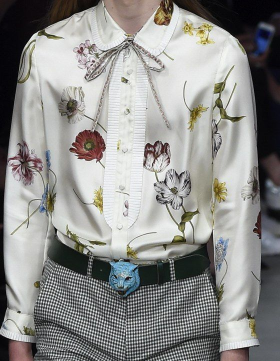 patternprints journal: PRINTS, PATTERNS, TEXTURES AND TEXTILE SURFACES FROM MENSWEAR S/S 2016 COLLECTIONS / MILANO CATWALKS Gucci