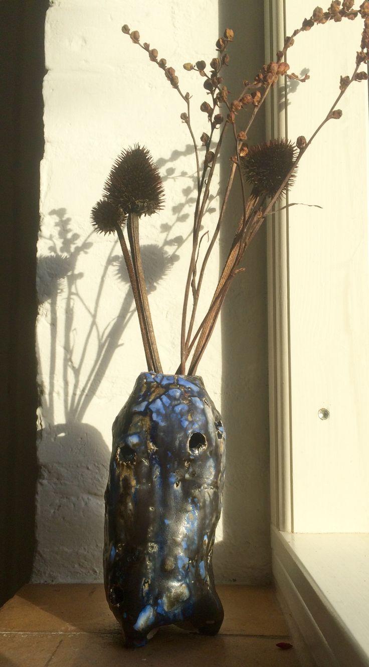 En vase med huller :-)