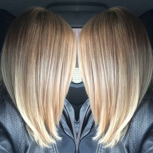 Loving this color. Pretty color. Not to bleachy, more natural looking…
