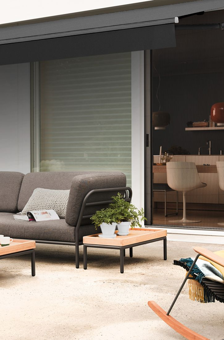 Luxaflex Awnings Made For Kiwi Living In 2020 Outdoor Bbq Outdoor Furniture Sets Crowded House
