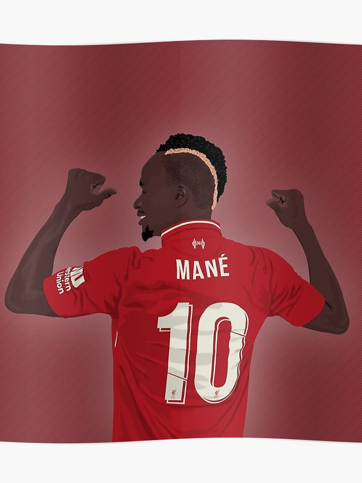 Liverpool Sadio Mane Wallpaper - Hd Football in 2020 ...