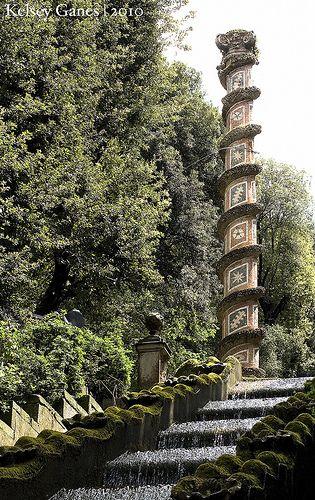 Villa Aldobrandini - Catena d'Acqua, Frascati, Rome