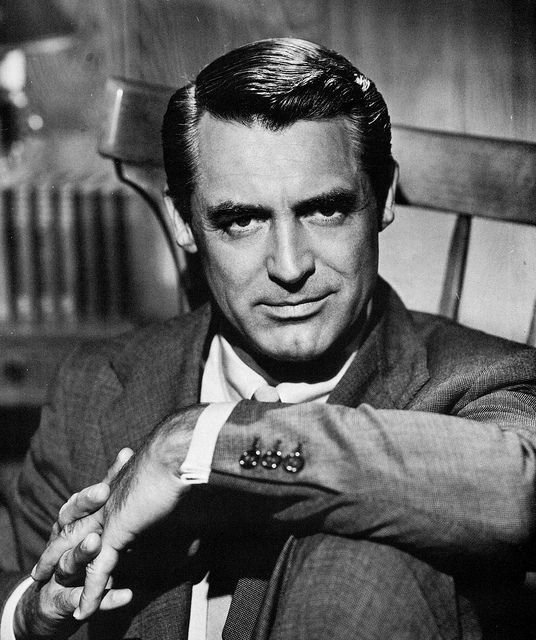 Cary Grant by classic film scans, via Flickr