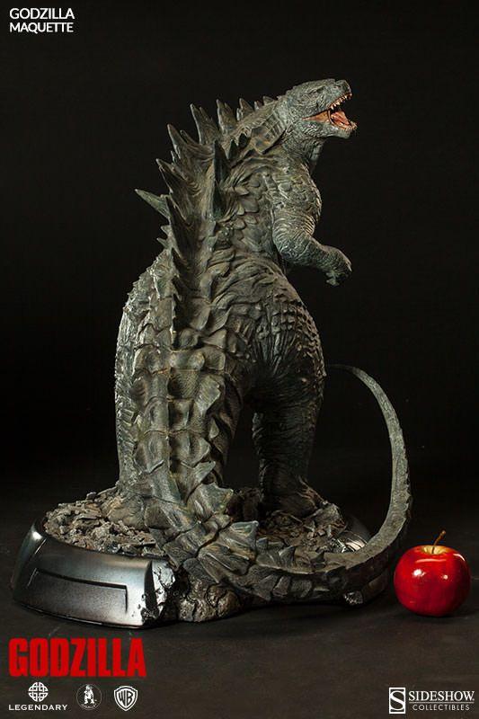 Godzilla Godzilla Maquette by Sideshow Collectibles | Sideshow Collectibles