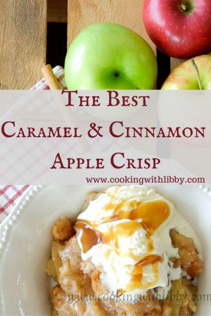 ... Apple Crisp on Pinterest | Apple Crisp Recipes, Apple Crisp Topping