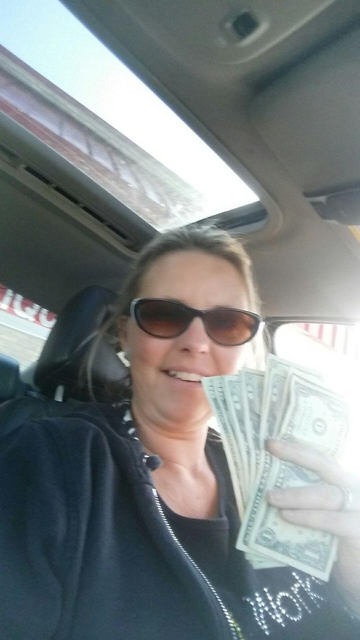 Love earning wrap cash!!