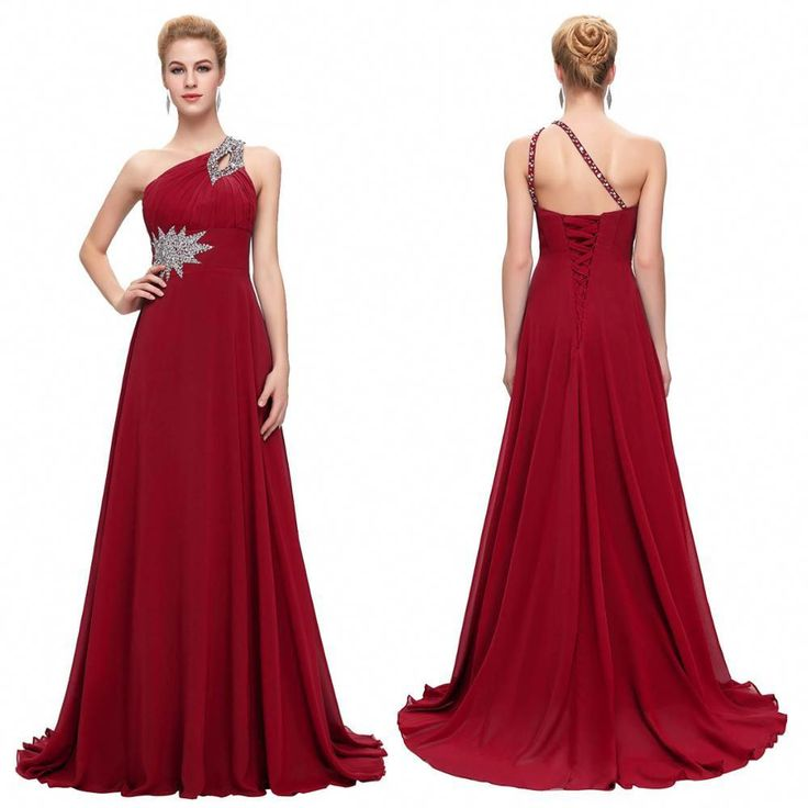 Evening Dresses Long Chiffon Robe De Soiree  Elegant Formal Bandage Dress Like if you remember Visit our store