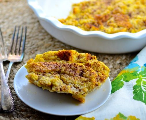 Make and share this Simple Bread Pudding recipe from Food.com.
