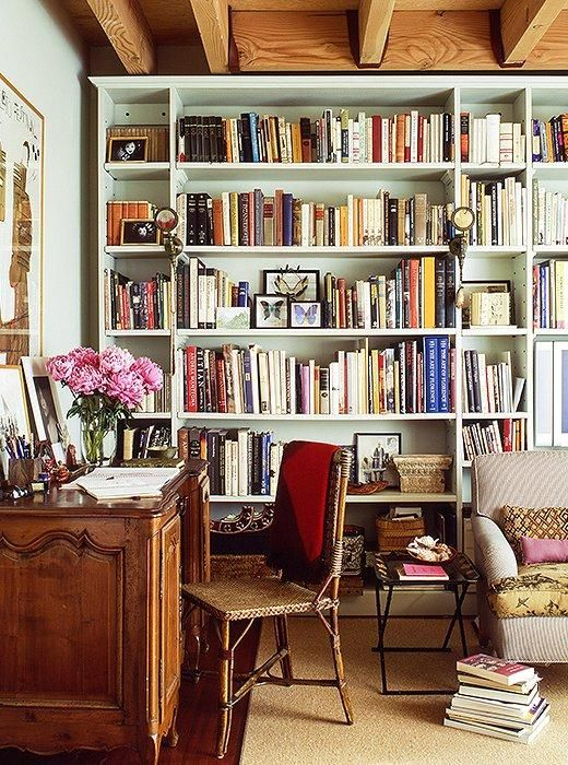 Images Of Home Libraries 395 best farmhouse library images on pinterest | books, book