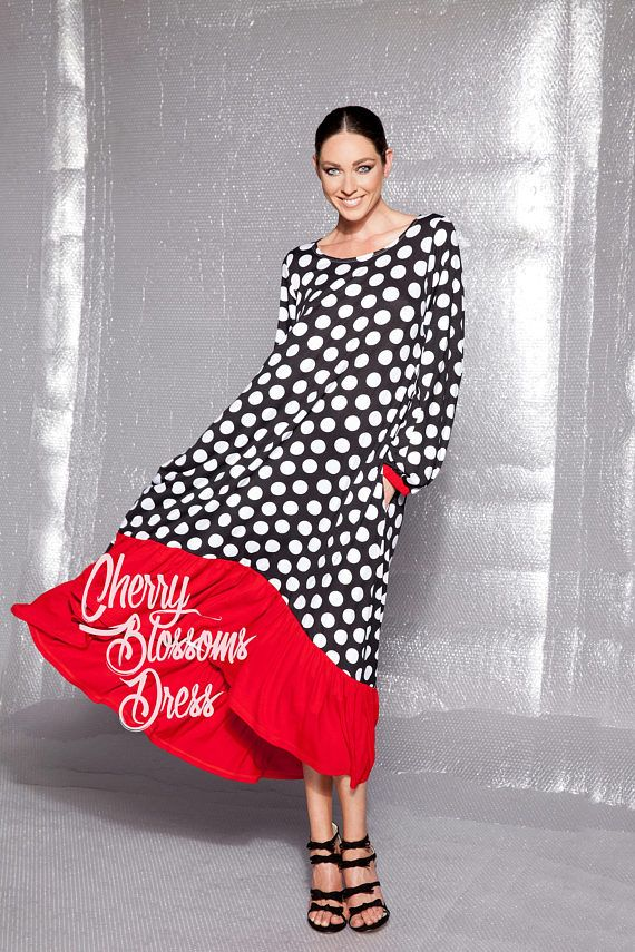 Polka Dot Summer Dress, 022.171 | Polka dot summer dresses ...