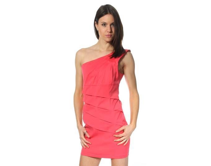 Fiondotinta Damen Kleid Pink WA-0287-CORAL ,Größe: S Jetzt bestellen unter: https://mode.ladendirekt.de/damen/bekleidung/kleider/sonstige-kleider/?uid=f90a787c-bd94-58f7-981d-26db59983b32&utm_source=pinterest&utm_medium=pin&utm_campaign=boards #sonstigekleider #kleider #bekleidung
