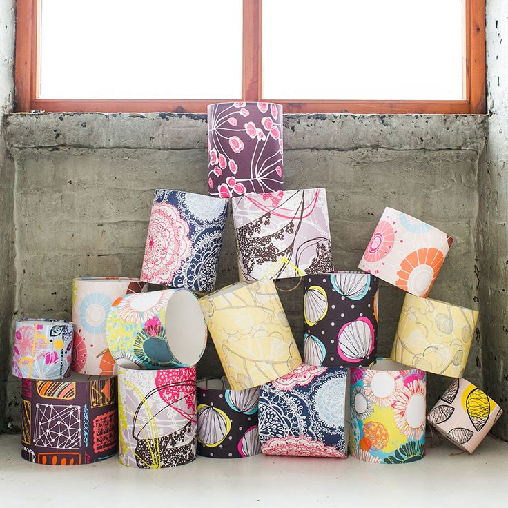 Limited edition lampshade collection, exclusively hand drawn & designed by Rachael. Digitally printed fabric & manufactured to a high standard in the UK!