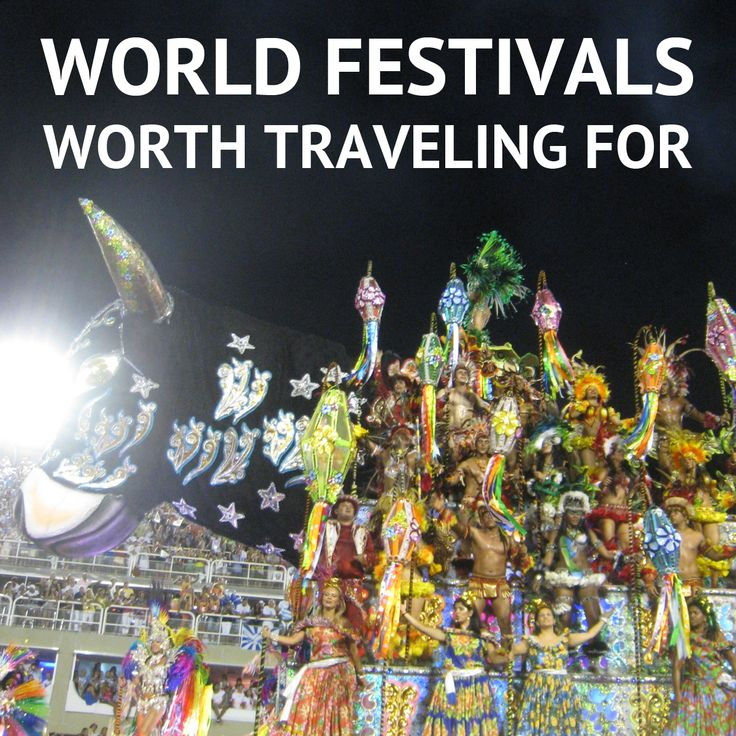 Planning to #travel overseas? This is worth a read! #festivals #inspiration