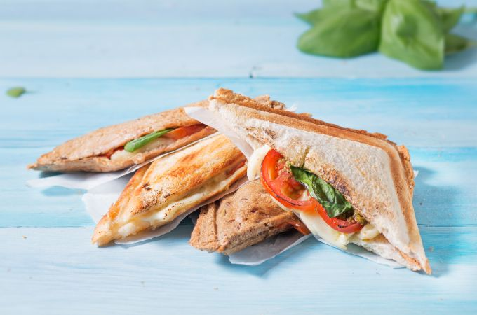 die besten 25 sandwichmaker ideen auf pinterest. Black Bedroom Furniture Sets. Home Design Ideas