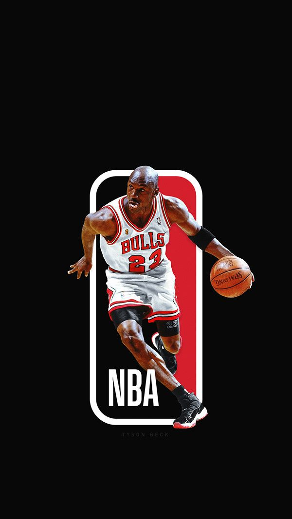 The Next Nba Logo Nba Logoman Series On Behance Basketball Quotes Michael Jordan Nba Logo Michael Jordan Pictures