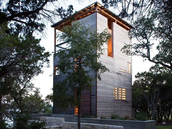 house tower in Texas