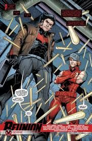 Image result for red hood and arsenal