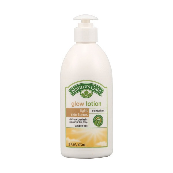 Nature S Gate Glow Lotion Dark