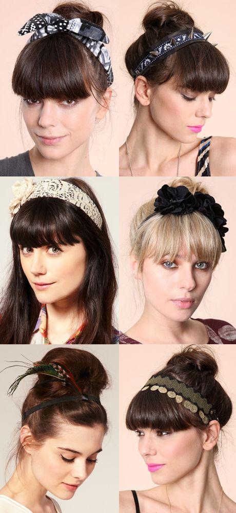Peinados para Cabello Corto - Largo Medio | Ella es Fashion
