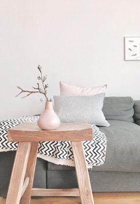 Die Besten 25+ Rosa Kissen Ideen Auf Pinterest | Graue Kissen ... Kissen Wohnzimmer Deko