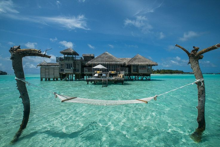 TripAdvisor's best hotel in the world in 2015 is Gili Lankanfushi in the Maldives
