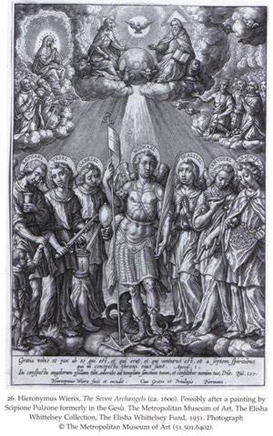 ¿Cuáles son y qué significan los nombres de arcángeles?: Los siete arcángeles de…