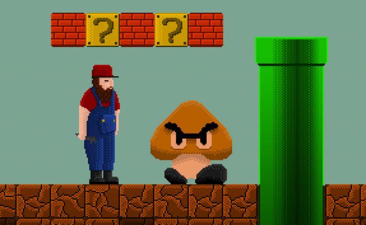 Картинки про Марио (40 фото) | Картинки, Развлечения, Марио