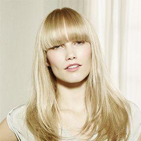 The blonde touch by Josh Wood using Koleston Perfect Innosense