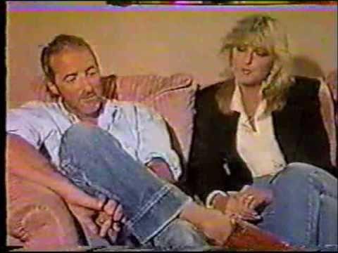 Christine and John McVie 1987 Interview
