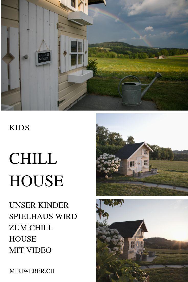 Playhouse Wird Chill House Wintergarten Ideen Nel 2020