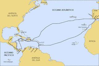 Cuarto viaje de Cristobal Colón : Historia Universal
