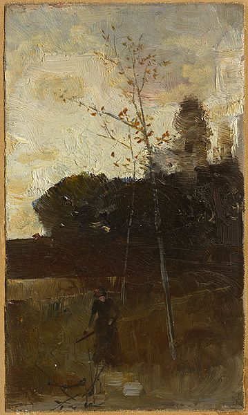 CONDER           ,        Charles       | The path from the woods