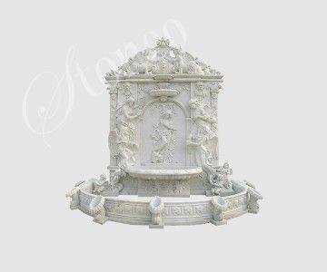 Alaior - fontanna