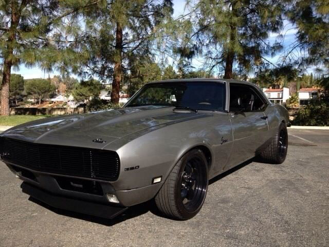 1968 Chevrolet Camaro Rs Chevy Muscle Cars Classic Cars Muscle Dream Cars