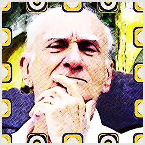 Ariano Suassuna - Quadrinhos confeccionados em Azulejo no tamanho 15x15 cm.Tem um ganchinho no verso para fixar na parede. Inspirados em autores literários. Para entrar em contato conosco, acesse: www.babadocerto.com.br