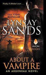 Cazadora De Libros y Magia: About A Vampire - Saga Vampiros Argeneau #22 - Lyn...