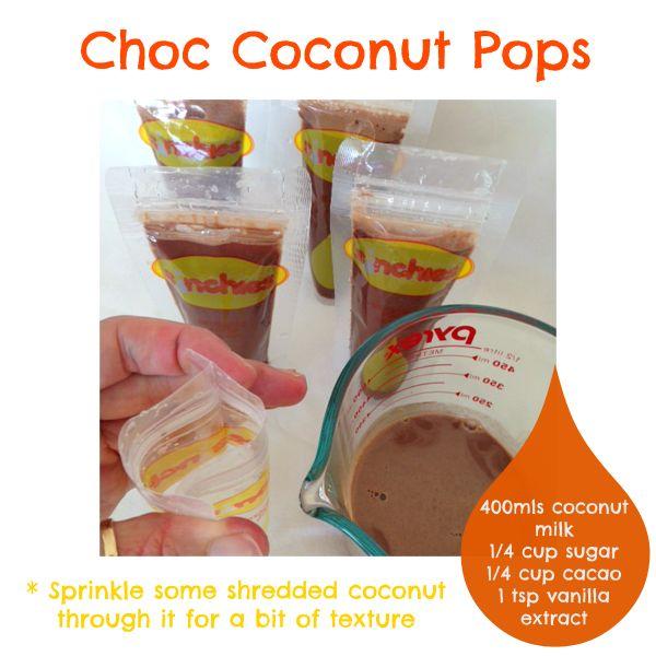 Reusable Food Pouch - Sinchies Pops