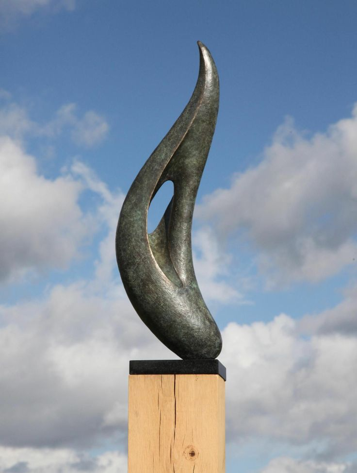 Lynn Warren Thought Through Bronze on Oak Plinth, signed and Numbered 1 of 9 Being offered at auction on 20 May 2014, lot 89