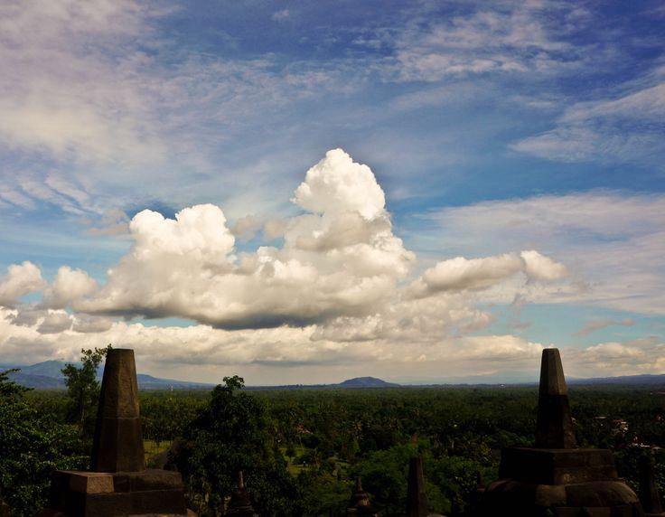 Borobudur Temple, Indonesia