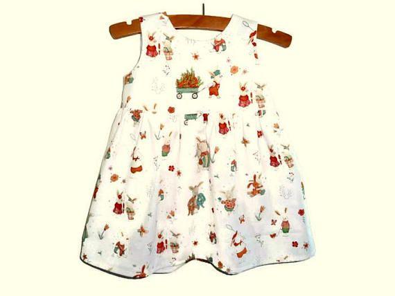 Easter dress  girls easter dress  baby easter dress  infant